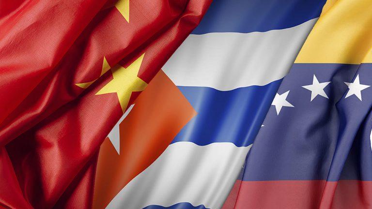 Fundación Mariano Ospina Pérez invita al Seminario sobre Historia y Geopolítica de China, Cuba y Venezuela